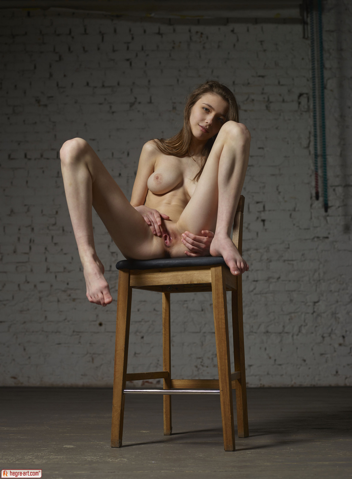 Milla in Look At My Pussy by Hegre-Art (12 photos ...