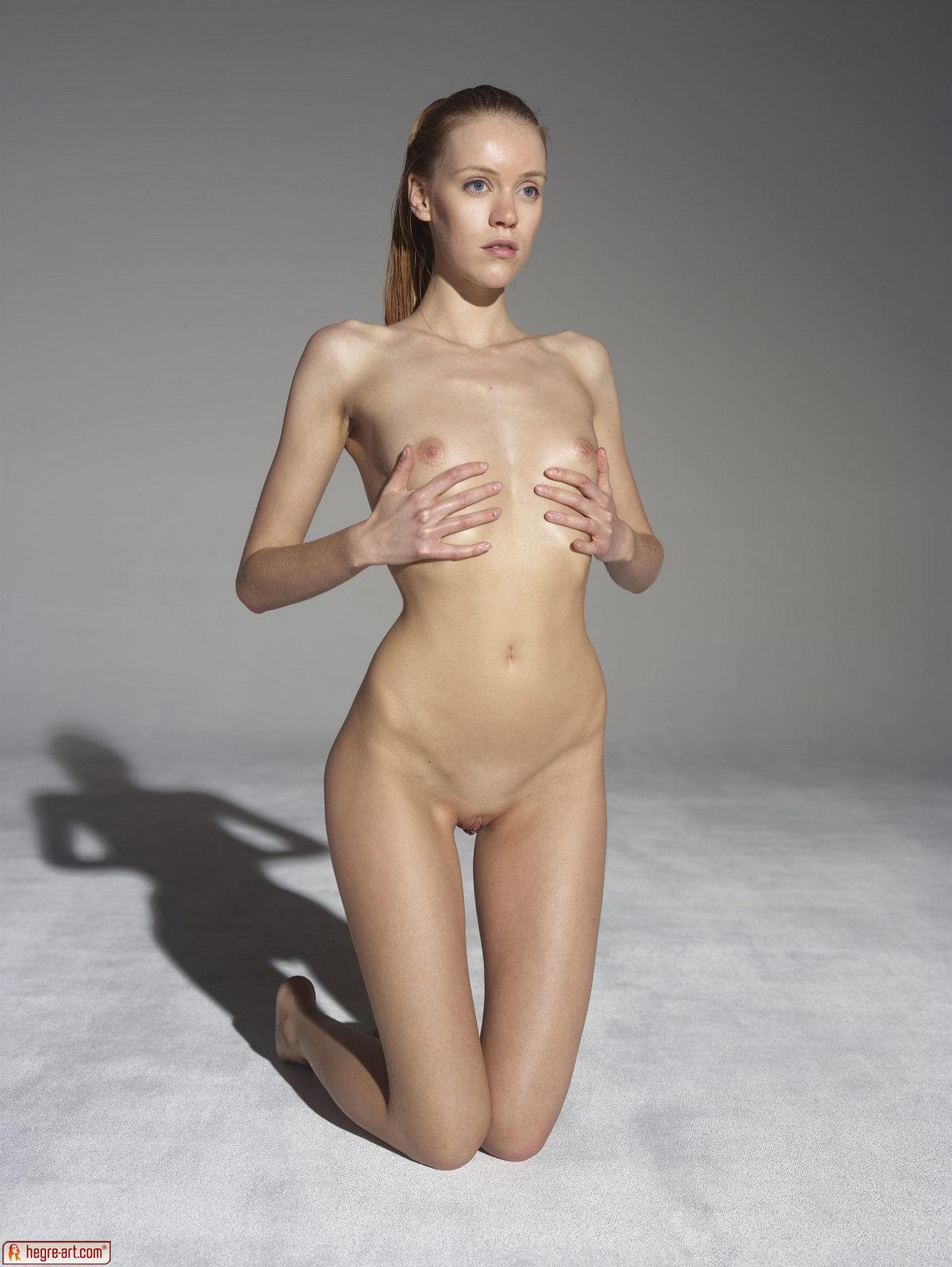 Full nude body shots