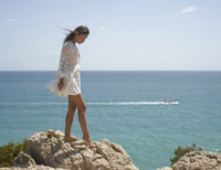 Daniela in Beauty On The Cliff by Hegre-Art (nude photo 1 of 16)