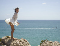 Daniela in Beauty On The Cliff by Hegre-Art (nude photo 2 of 16)