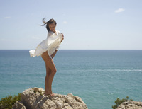 Daniela in Beauty On The Cliff by Hegre-Art (nude photo 3 of 16)
