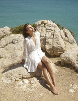 Daniela in Beauty On The Cliff by Hegre-Art (nude photo 5 of 16)
