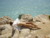 Daniela in Beauty On The Cliff by Hegre-Art (nude photo 11 of 16)