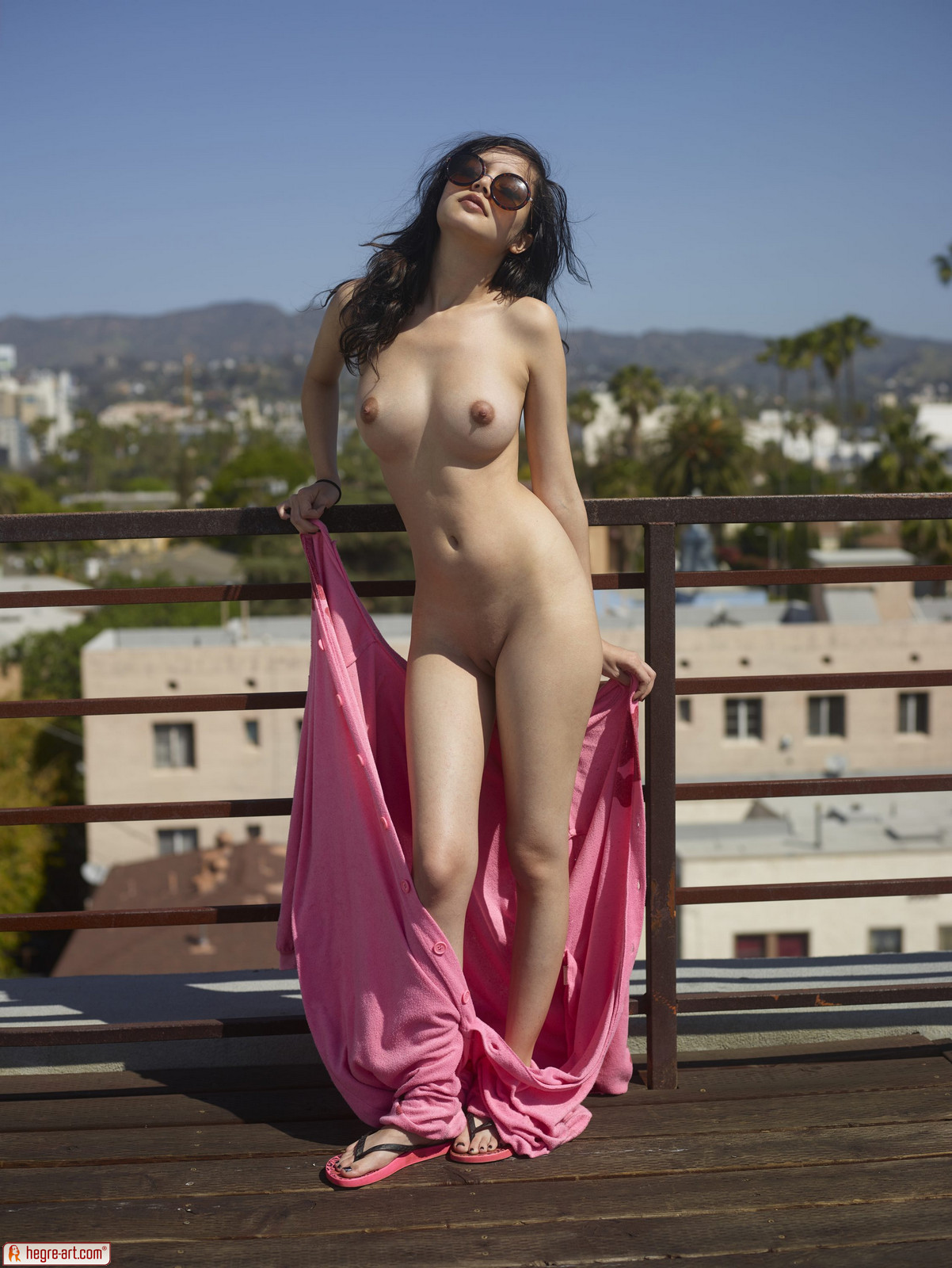 Eden in Pink Panther In Hollywood by Hegre-Art (12 photos ...