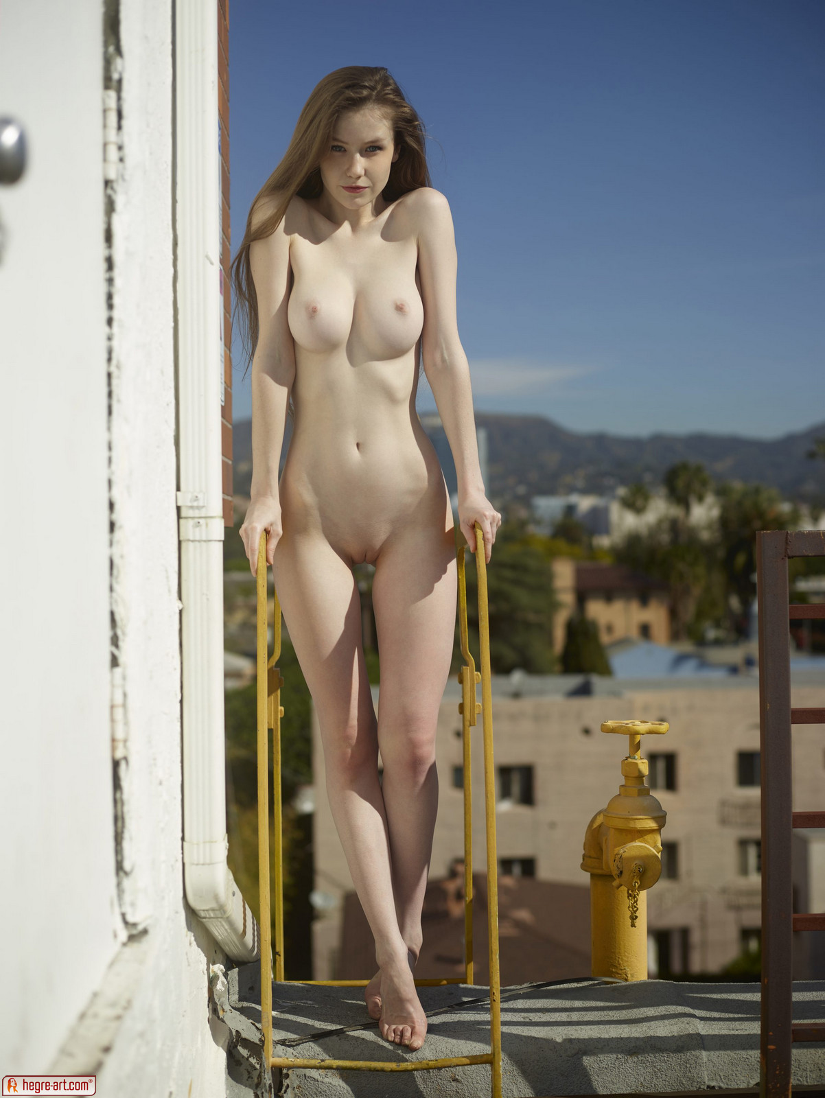 Emily Bloom In Naked In Los Angeles By Hegre-Art 12 -8410