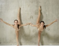 Julietta and Magdalena in Acrobatic Art by Hegre-Art (nude photo 12 of 12)