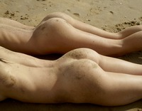 Julietta and Magdalena in Naturist Twins by Hegre-Art (nude photo 1 of 12)