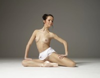 Julietta in Sexy Stretching by Hegre-Art (nude photo 9 of 12)