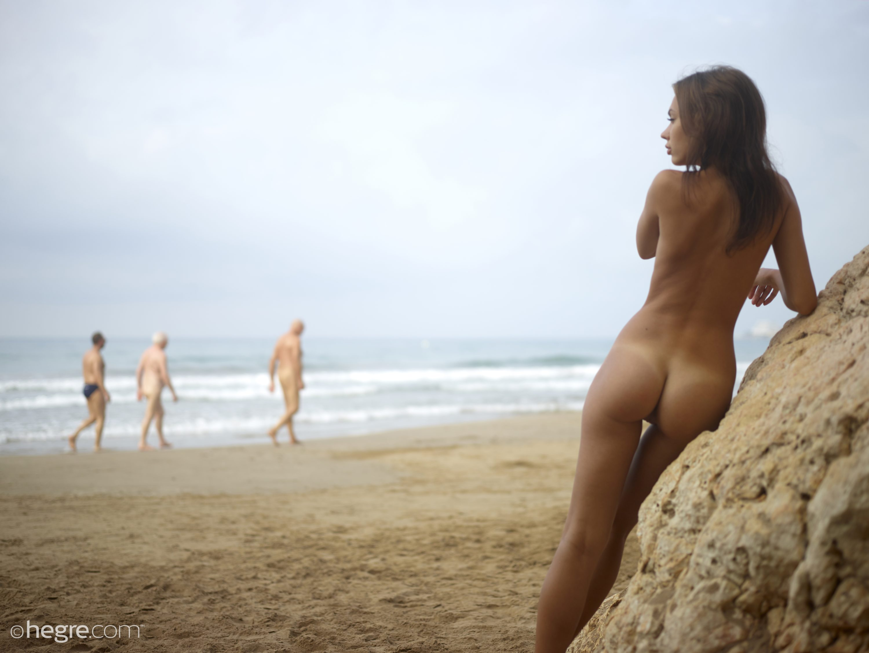 Karina In Nude Beach By Hegre-Art 12 Photos  Erotic -5313