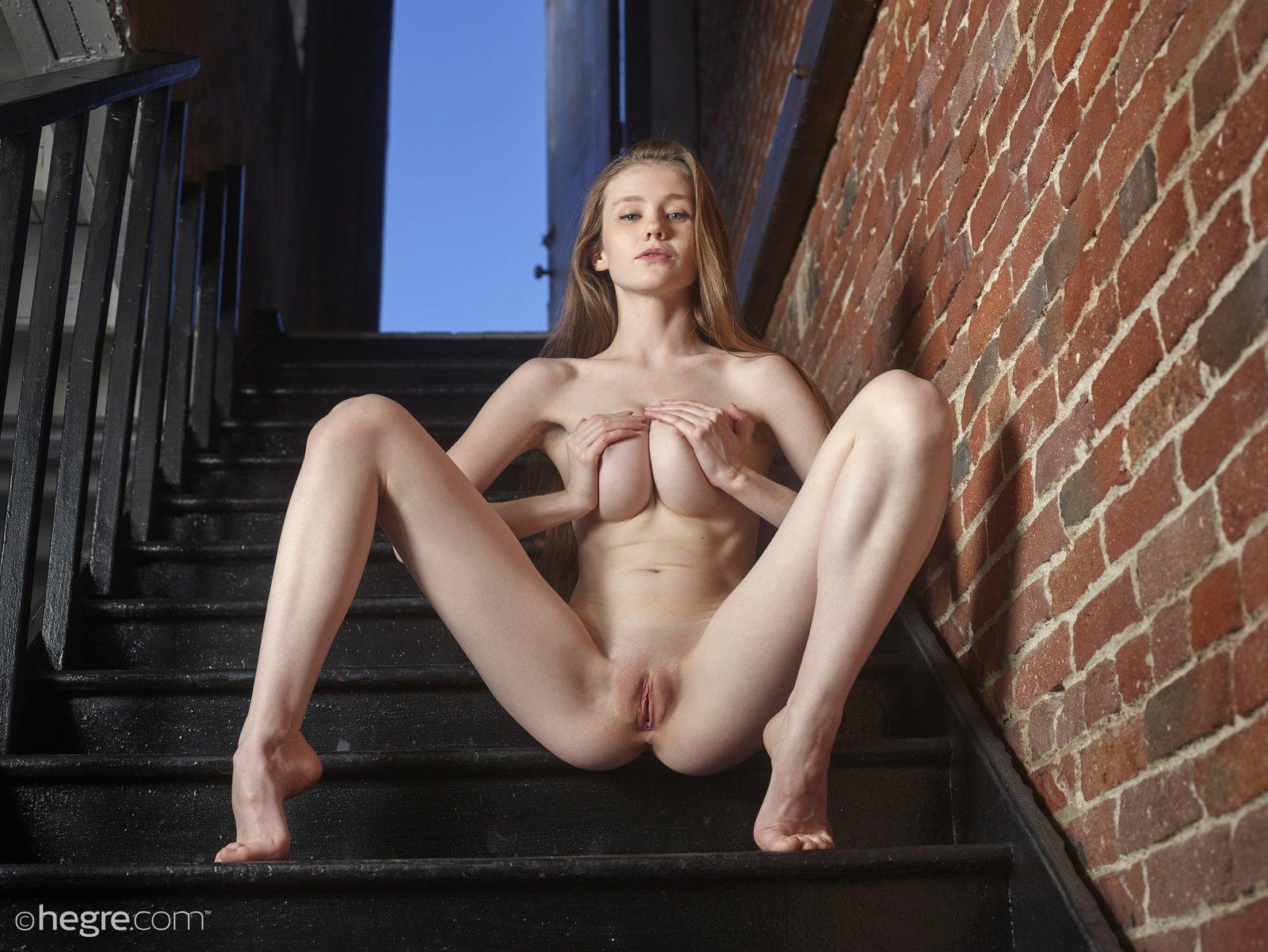 Emily Nude at Hegre Hunter - Hegre Art Girls and Models