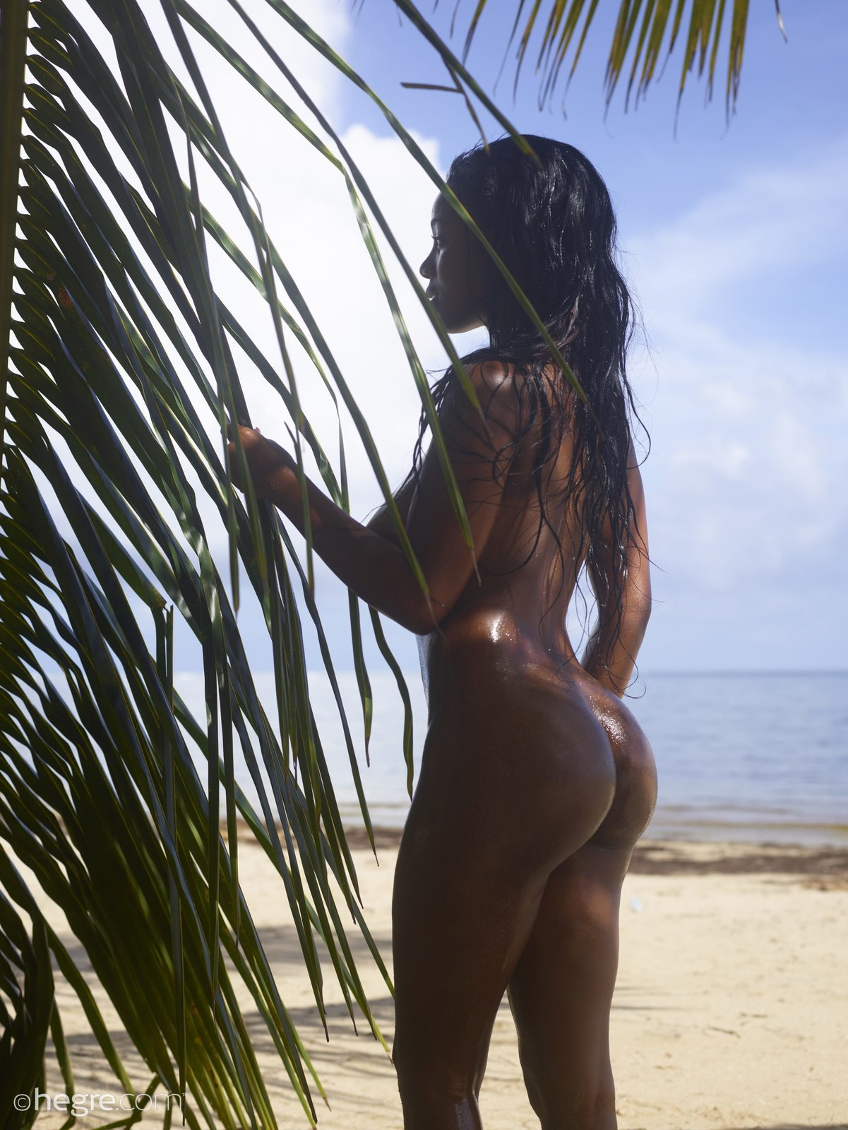 Kiky In Beach Bomb By Hegre-Art 16 Photos  Erotic Beauties-5773