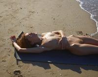 Julia in Public Nudity by Hegre-Art (nude photo 5 of 12)