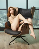 Clarice in Naked Lounging by Hegre-Art (nude photo 1 of 12)