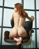 Clarice in Naked Lounging by Hegre-Art (nude photo 6 of 12)