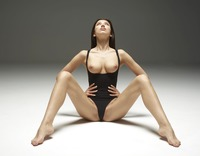 Nicolette in Swimsuit Model by Hegre-Art (nude photo 9 of 16)