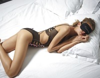 Alya in Black Mesh Swimsuit by Hegre-Art (nude photo 1 of 16)