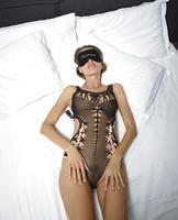 Alya in Black Mesh Swimsuit by Hegre-Art (nude photo 3 of 16)