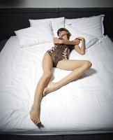 Alya in Black Mesh Swimsuit by Hegre-Art (nude photo 4 of 16)