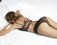 Alya in Black Mesh Swimsuit by Hegre-Art (nude photo 7 of 16)