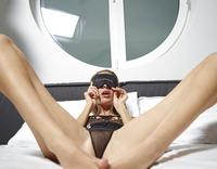 Alya in Black Mesh Swimsuit by Hegre-Art (nude photo 11 of 16)