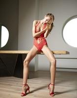 Alya in Designer Swimsuit by Hegre-Art (nude photo 3 of 16)