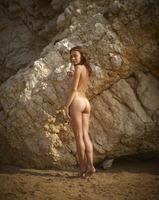 Karina in Ibiza Nude Beach by Hegre-Art (nude photo 6 of 16)