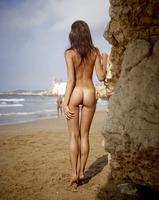 Karina in Ibiza Nude Beach by Hegre-Art (nude photo 8 of 16)