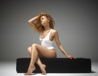 Julia in Racy Redhead by Hegre-Art (nude photo 6 of 12)