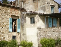 Francy in Tuscany Treasure by Hegre-Art (nude photo 2 of 12)