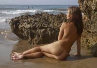 Karina in Beach Voyeur by Hegre-Art (nude photo 6 of 16)