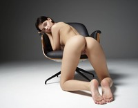 Ariel in Barcelona Armchair by Hegre-Art (nude photo 1 of 12)