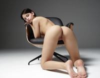 Ariel in Barcelona Armchair by Hegre-Art (nude photo 2 of 12)