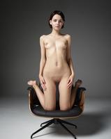 Ariel in Barcelona Armchair by Hegre-Art (nude photo 5 of 12)