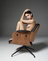 Ariel in Barcelona Armchair by Hegre-Art (nude photo 6 of 12)