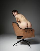 Ariel in Barcelona Armchair by Hegre-Art (nude photo 11 of 12)