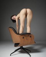 Ariel in Barcelona Armchair by Hegre-Art (nude photo 12 of 12)