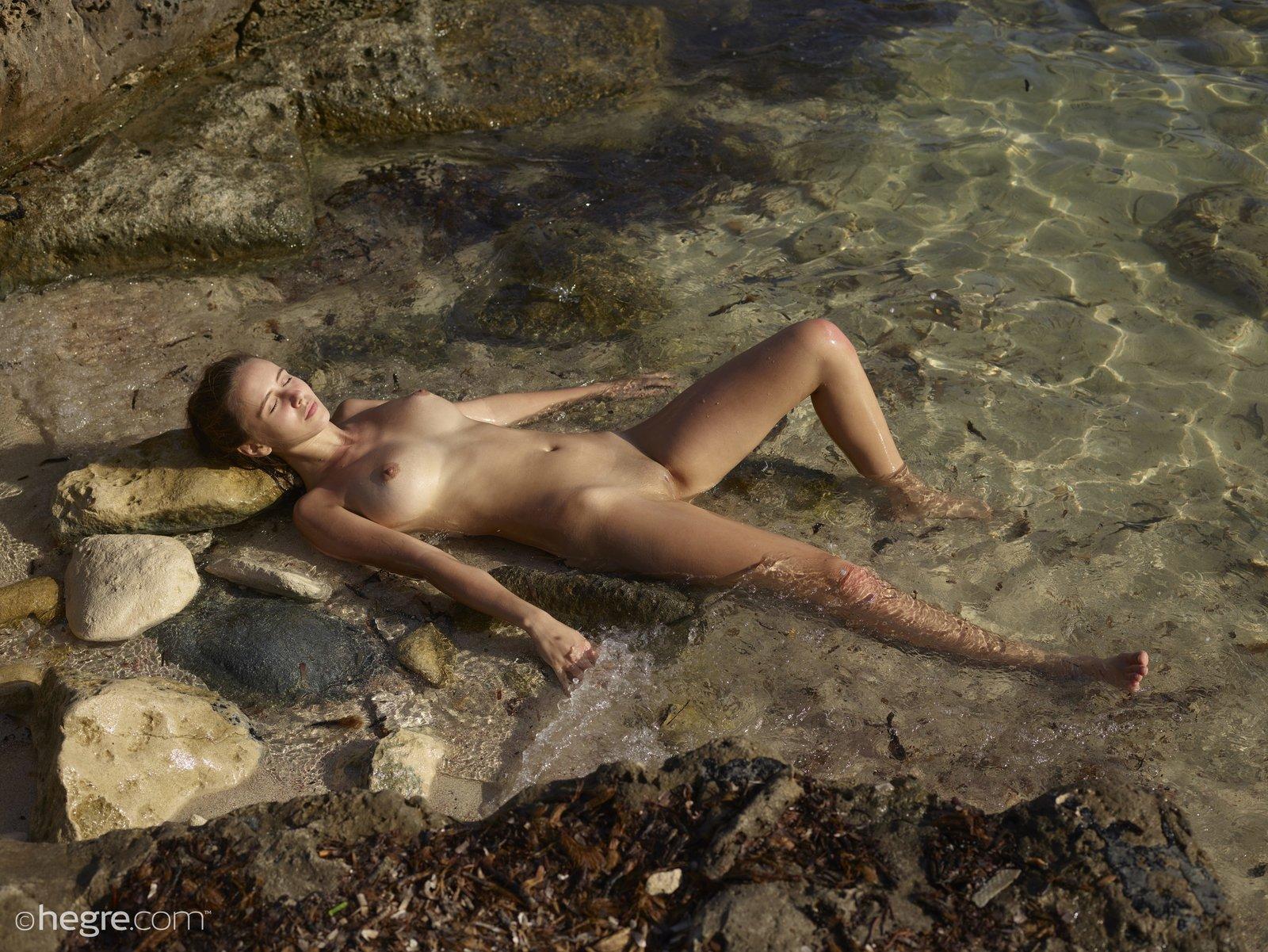 Alisa in Ibiza Sunset by Hegre-Art (12 photos)   Erotic ...