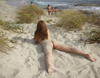 Jenna in Ibiza Nude Beach by Hegre-Art (nude photo 8 of 16)