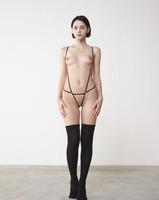 Ariel in Black Socks by Hegre-Art (nude photo 1 of 12)
