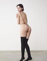 Ariel in Black Socks by Hegre-Art (nude photo 8 of 12)