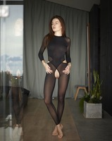 Arina in Easy Access Catsuit by Hegre-Art (nude photo 1 of 12)