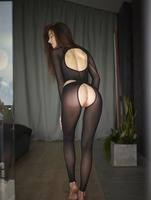 Arina in Easy Access Catsuit by Hegre-Art (nude photo 5 of 12)