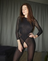 Arina in Easy Access Catsuit by Hegre-Art (nude photo 6 of 12)