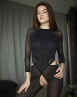 Arina in Easy Access Catsuit by Hegre-Art (nude photo 9 of 12)