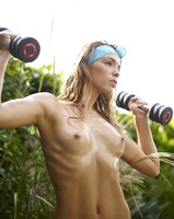 Amber in Nude Fitness by Hegre-Art (nude photo 13 of 16)