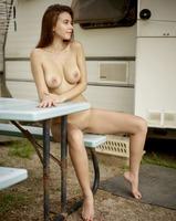 Alisa in Hot Trailer Park Girl by Hegre-Art (nude photo 1 of 12)