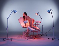 Grace in Hot Lights by Hegre-Art (nude photo 2 of 12)