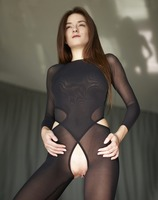 Arina in Sex Suit by Hegre-Art (nude photo 1 of 12)