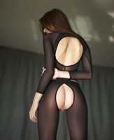 Arina in Sex Suit by Hegre-Art (nude photo 3 of 12)
