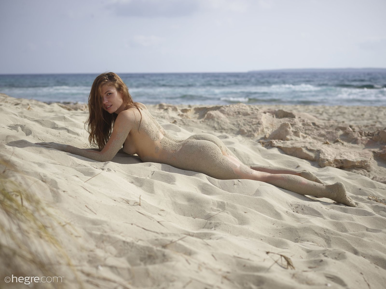 jenna in beach nudes by hegre art photos erotic